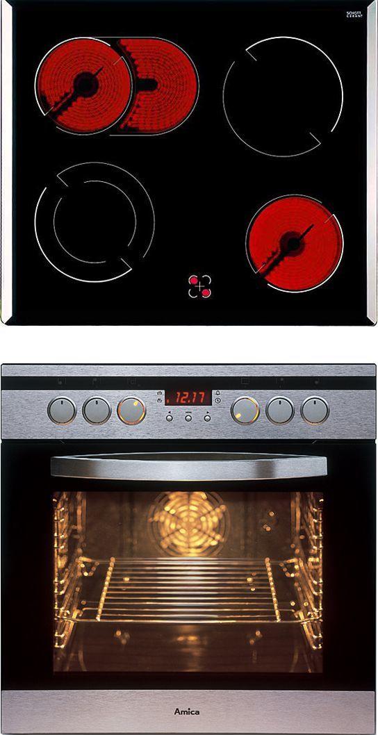Piekarnik Z Płytą Amica Hkp 74324 Id Produktu 99648