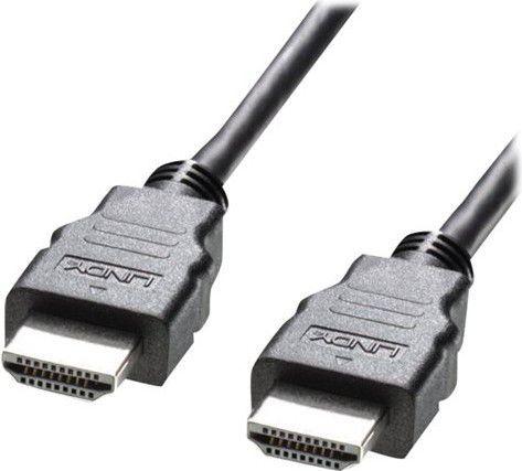 Kabel Lindy HDMI - HDMI 5m czarny (41398) 1
