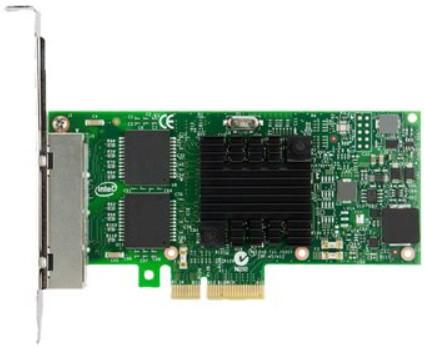Karta sieciowa IBM Intel I350-T4 4xGbE BaseT - 00AG520 1