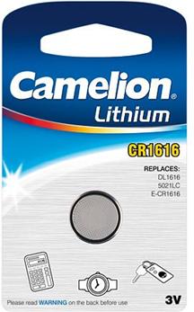Camelion Bateria CR1616 1szt. 1