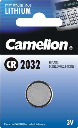 Camelion Bateria CR2032 1szt. 1