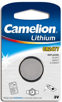 Camelion Bateria CR2477 1szt. 1