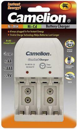 Ładowarka Camelion BC-0904S, AA, AAA, 9V (20000904) 1