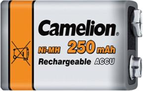 Camelion Akumulator 9V Block 250mAh 1szt. 1