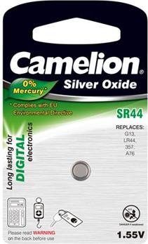 Camelion Bateria SR44 1szt. 1