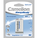 Camelion Akumulator AlwaysReady 9V Block 200mAh 1szt.