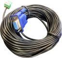Kabel VivoLink D-Sub (VGA), 25, Czarny (VLCPARS232/25M)