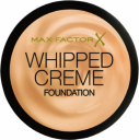 MAX FACTOR Whipped Creme Foundation (W)  60 Sand 18ml