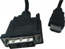 Kabel Mcab DVI HDMI, 2m, Czarny (7300081)