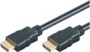 Kabel Mcab HDMI - HDMI, 3, Czarny (7003021)