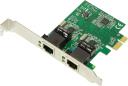 Kontroler LogiLink 2-port Gigabit LAN PCIe (PC0075)