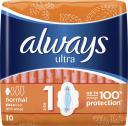 Always Ultra Normal Plus Podpaski Higieniczne 10 szt.