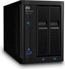Serwer plików Western Digital My Cloud Pro Series PR2100 0TB (WDBBCL0000NBK-EESN)