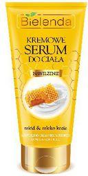 Bielenda Bielenda Nawilżanie (W) kremowe serum do ciała Miód i Kozie Mleko 200ml