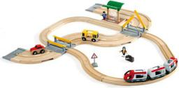 Brio Rail & Road Travel Set (33209)