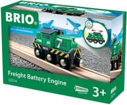 Brio Freight Battery Engine (33214)