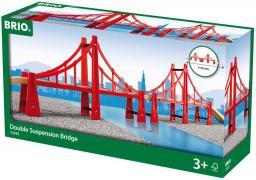 Brio Double Suspension Bridge (33683)