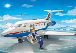 Playmobil City Action, Samolot pasażerski (5395)
