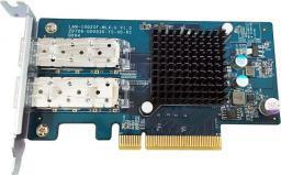 Karta sieciowa Qnap DUALPORT 10GBE SFP+ NW EXPCARD (LAN-10G2SF-MLX)