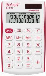 Kalkulator Rebell RE SHC312 RD  (RE-SHC312 RD BX)