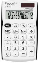 Kalkulator Rebell SHC312 BK (RE-SHC312 BK BX)