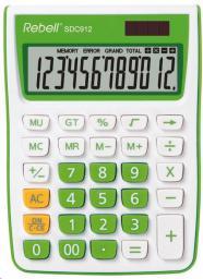Kalkulator Rebell SDC912 GR  (RE-SDC912 GR BX)