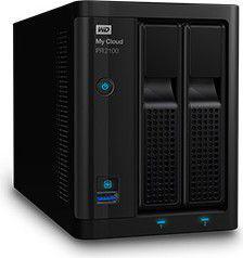 Serwer plików Western Digital My Cloud Pro Series PR2100 16TB (WDBBCL0160JBK-EESN)