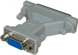 Logo adapter 25pin-9pin, M/F (68012)