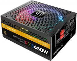 Zasilacz Thermaltake Toughpower DPS G RGB 650W (PS-TPG-0650DPCGEU-R)