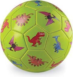 Crocodile Creek Piłka futbolowa 14cm wzór Dinozaury (CC-2217-1)