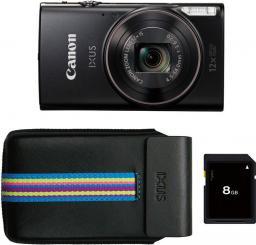 Aparat cyfrowy Canon Ixus 285 HS, Czarny