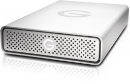 Dysk zewnętrzny G-Technology HDD G-Drive USB 4 TB Srebrny (0G03595)