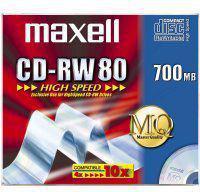 Maxell CD-RW 700MB 12X 10szt. (626001)
