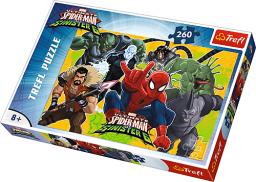 Trefl 260 Spider-Man 13218