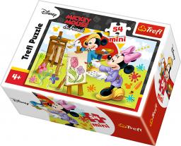 Trefl Puzzle Mini Jaki to zawód 3 54 elementy(19554)