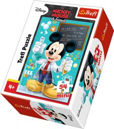 Trefl Puzzle Mini Jaki to zawód 1 54 elementy (19553)