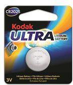 Kodak Bateria Ultra CR2025 1szt.