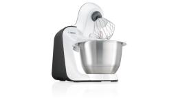 Robot planetarny Bosch MUM54A00 StartLine, 900W, 7 switch settings, White/Grey
