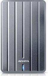 Dysk zewnętrzny ADATA HDD HC660 1 TB Tytanowy (AHC660-1TU3-CGY)