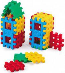 Marioinex Klocki konstrukcyjne kostka 24 elementy