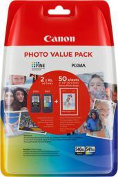 Canon PG-540XL / CL-541XL + 50x GP-501 (351202880)
