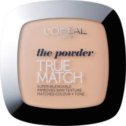 L'Oreal Paris True Match Powder Puder w kamieniu N4 Beige 9g
