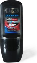 STR8 Cool+Dry Body React Dezodorant w kulce 50ml