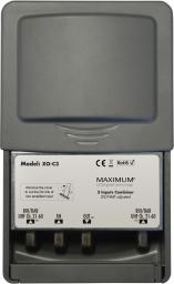 Maximum XO-C3 VHF/UHF and Fm combiner (18070)