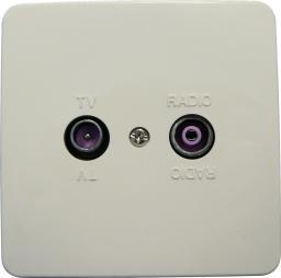 Maximum Wall outlet TV/Radio loop (63502)