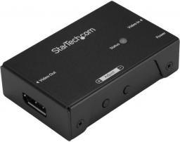 System przekazu sygnału AV StarTech Wzmacniacz DisplayPort, 4k, 20m   (DPBOOST)