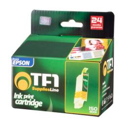 TF1 Tusz  E-714 / T0714 (Yellow)