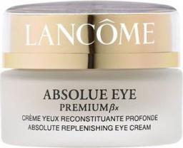 LANCOME Krem pod oczy Absolue Eye Premium Bx Cream wygłądzający 20ml