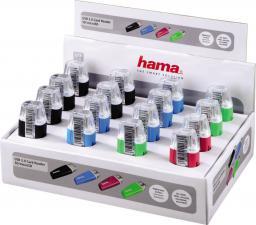 Czytnik Hama SD/MicroSD USB 2.0  (000541330000)