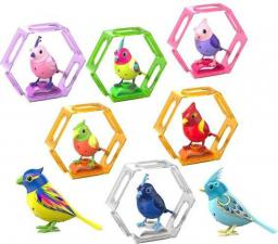 Dumel Figurki Digibirds 3 seria z ramką